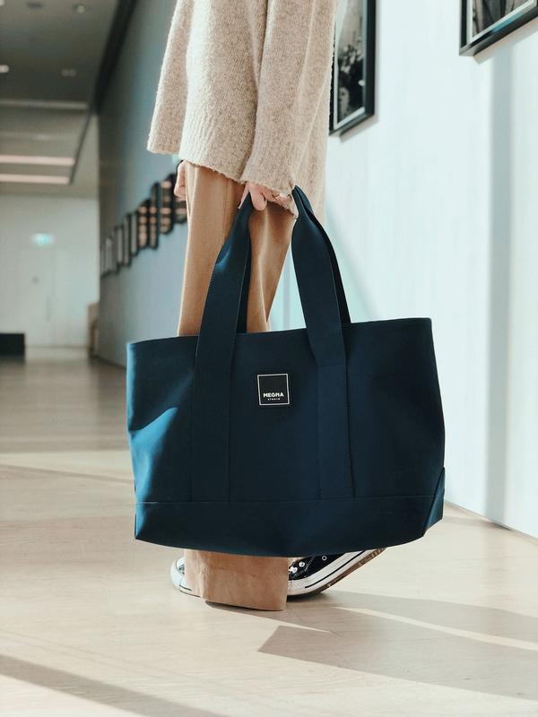 Cora Shoulder Bag Mineral Blue 4