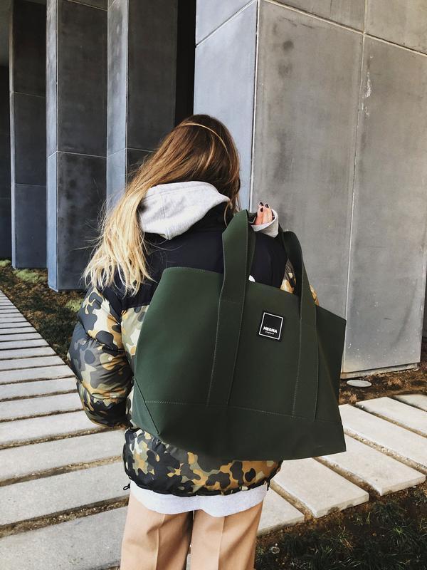 Cora Shoulder Bag Petrol Green 4
